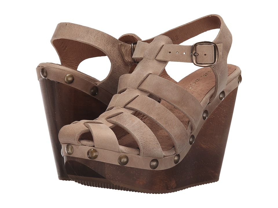 Cordani - Duran (Taupe Nubuck) Women's Wedge Shoes