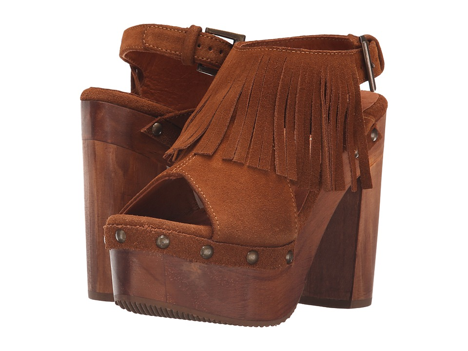 Cordani - Tijuana (Honey Suede) High Heels