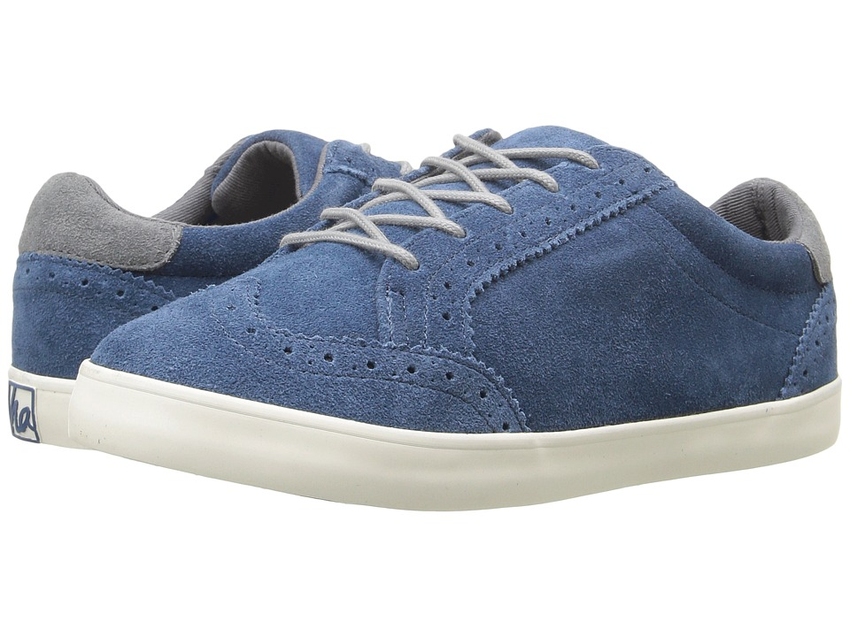 Hanna Andersson - Edvard (Toddler/Little Kid/Big Kid) (School Blue) Boys Shoes