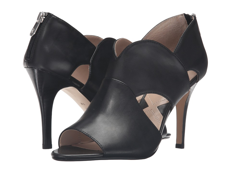 Adrienne Vittadini Gerlinda (Black Soft Calf) Women