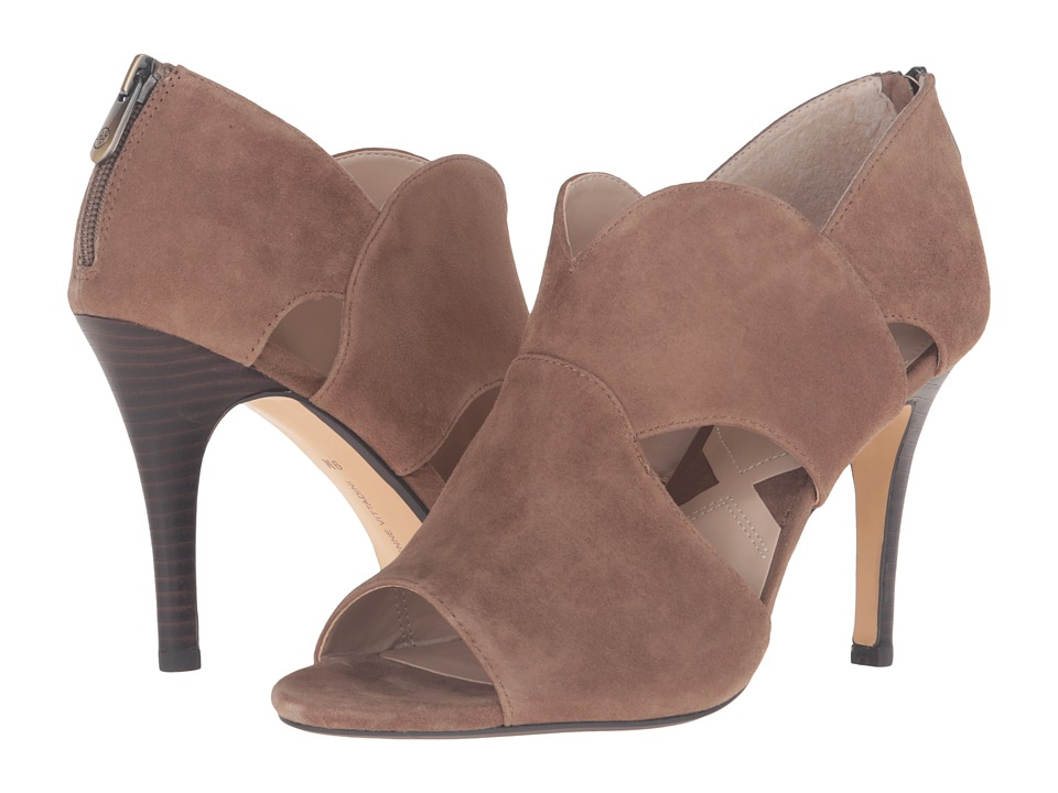 Adrienne Vittadini - Gerlinda (Canapa Kid Suede) Women's Shoes