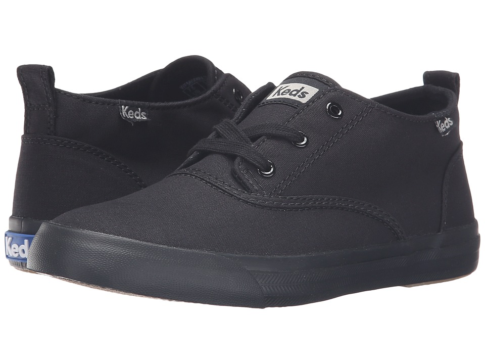 Keds - Triumph Mid (Black/Black) Women's Shoes