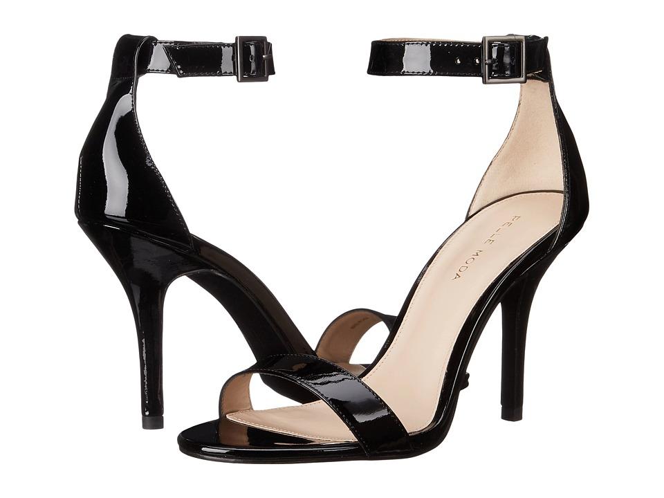 Pelle Moda - Kacey (Black Patent) High Heels