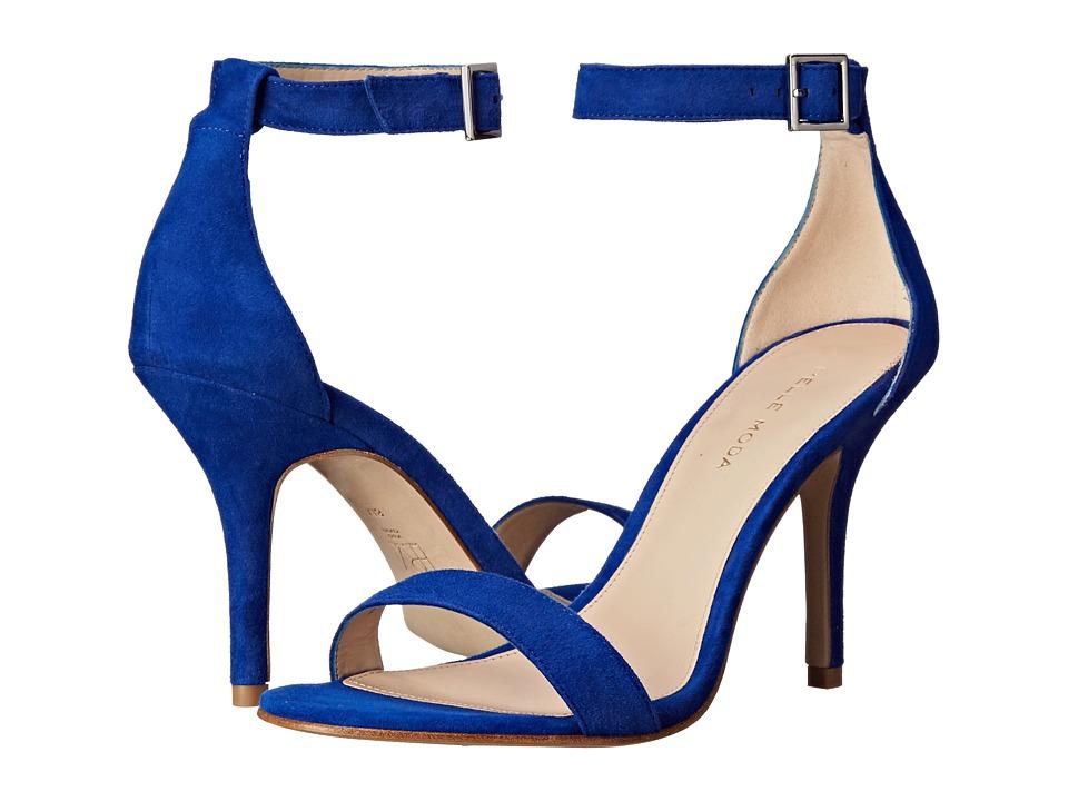 Pelle Moda - Kacey (Cobalt Kid Suede) High Heels