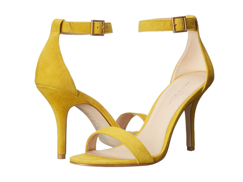 Pelle Moda - Kacey (Lemon Kid Suede) High Heels