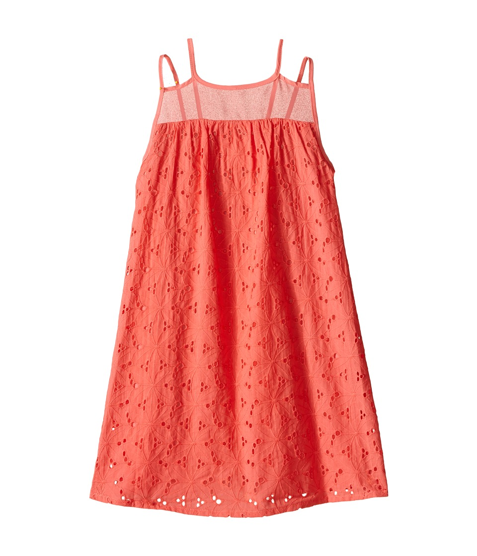 Lucky Brand Kids - Cassie Dress (Little Kids) (Sugar Coral) Girl's Dress