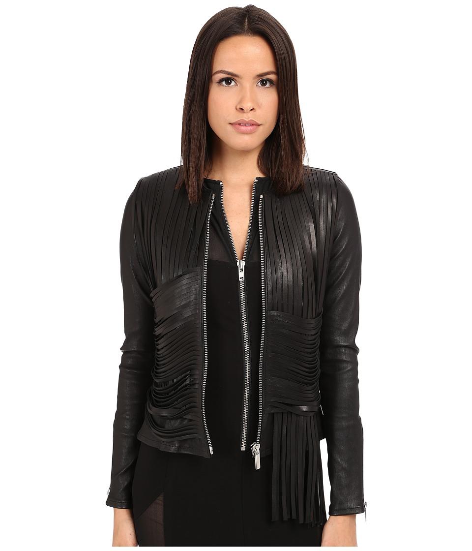 Nour Hammour - Retrograde (Black/Black) Women's Coat