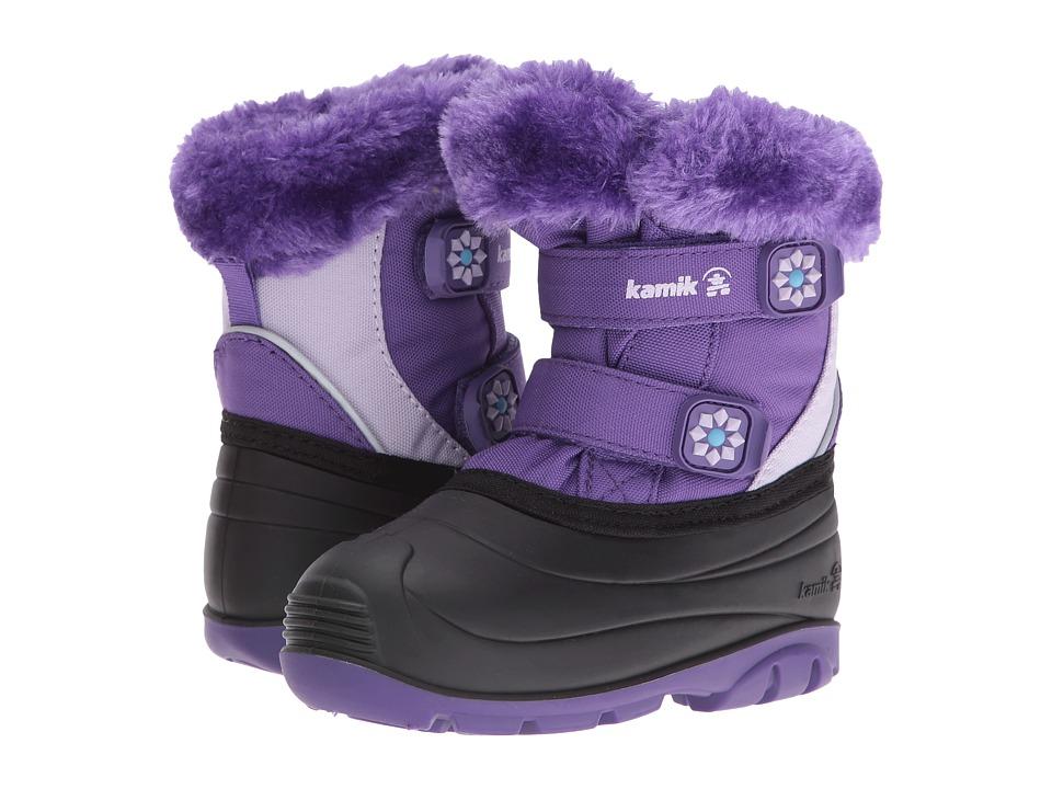 Kamik Kids Clover (Toddler) (Purple/Violet) Girls Shoes