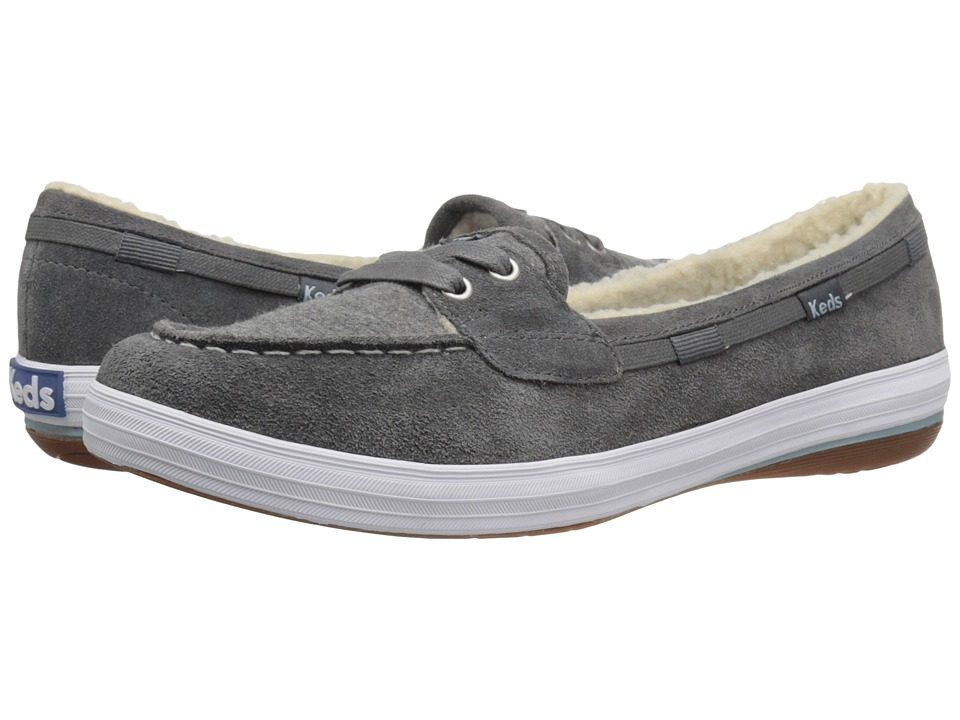 Keds Glimmer (Grey Suede) Women
