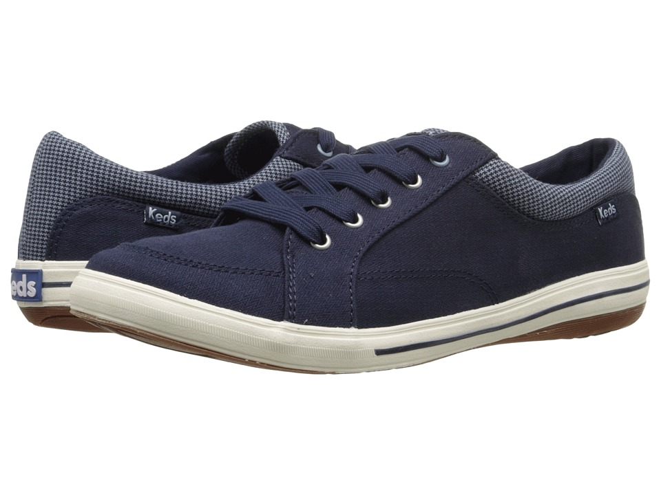 Keds - Vollie LTT (Peacoat Navy Canvas) Women
