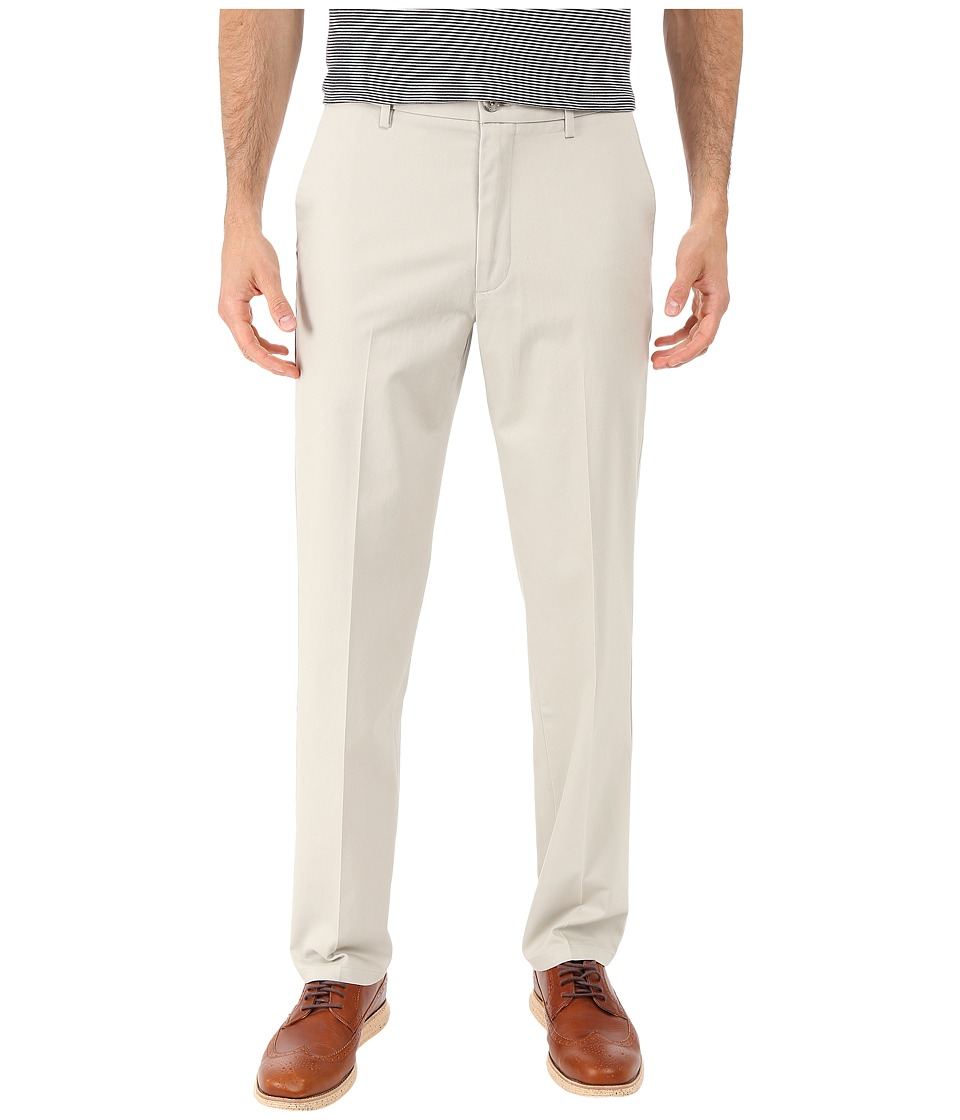 Dockers Men's - Signature Khaki D1 Slim Fit Flat Front (Cloud Stretch) Men's Dress Pants