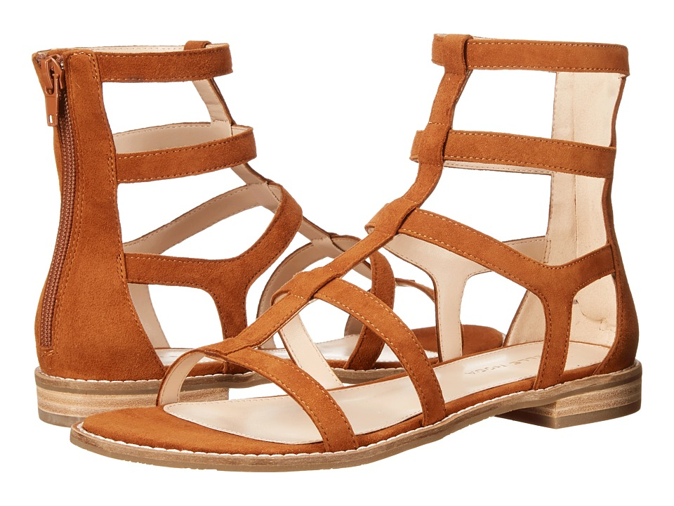 Pelle Moda - Helen (Cognac Kid Suede) Women's Shoes