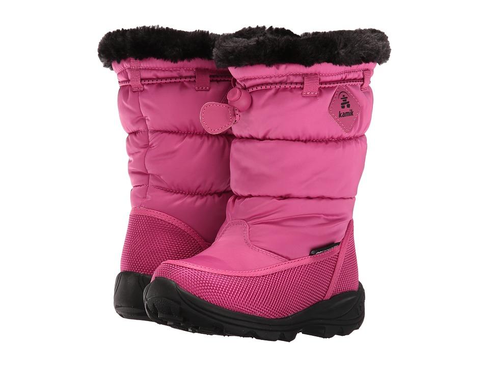 Kamik Kids Garnet (Toddler/Little Kid/Big Kid) (Magenta) Girls Shoes
