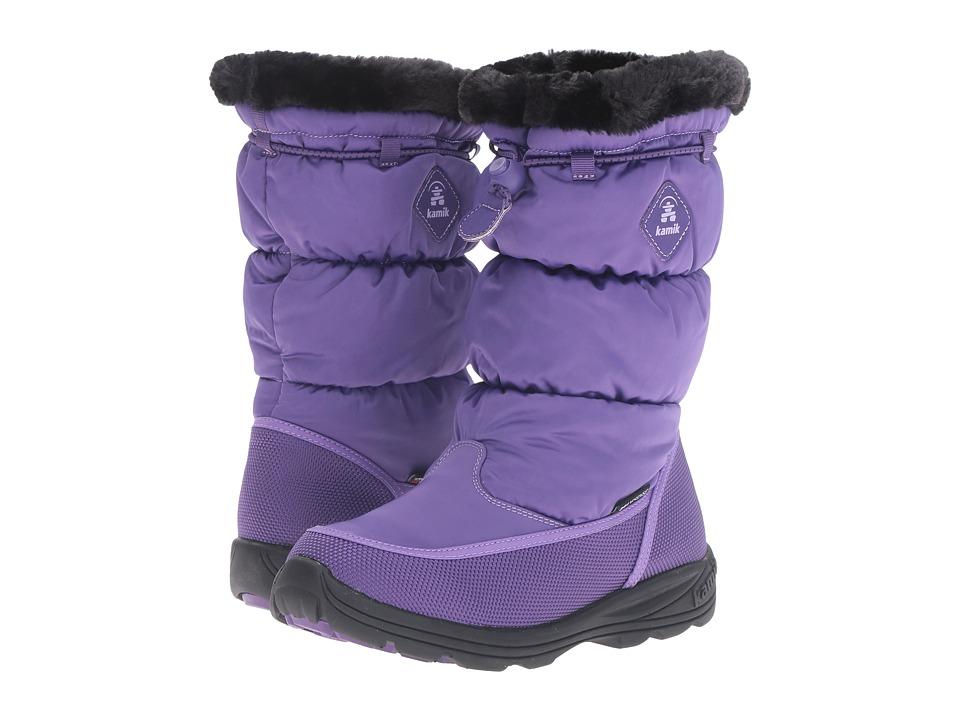 Kamik Kids Garnet (Toddler/Little Kid/Big Kid) (Purple/Violet) Girls Shoes