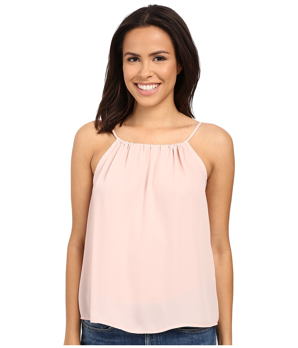Stetson - Solid Crepe String Tank Top (Pink) Women's Sleeveless