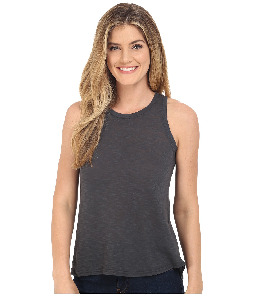 Stetson - Burnout Muscle Tank (Grey) Women's Sleeveless