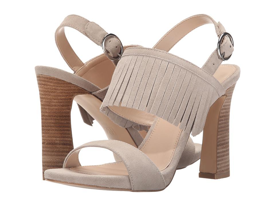 Pelle Moda Nora (Sand Calf Suede) High Heels