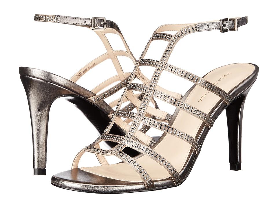 Pelle Moda - Nell 2 (Pewter Silk) Women's Shoes