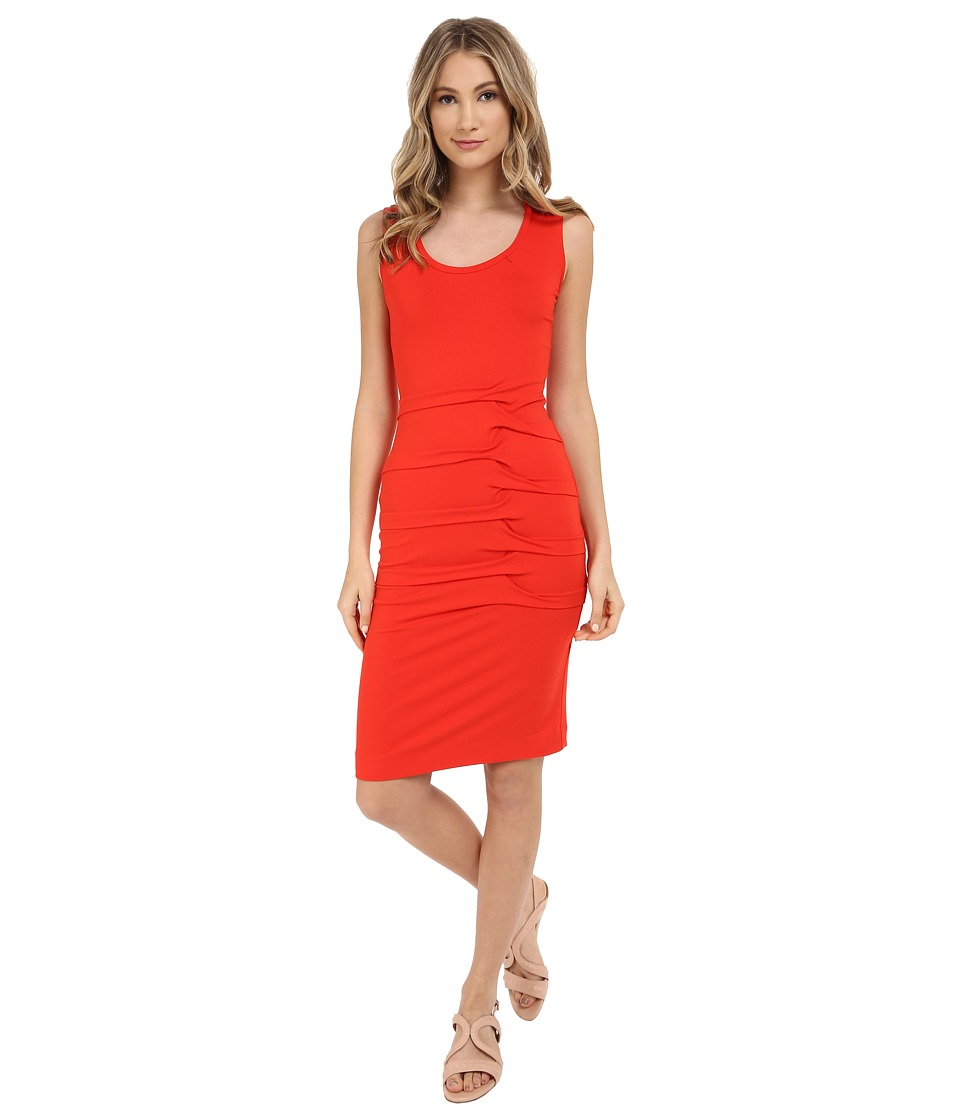 Nicole Miller - Vegas Tidal Pleat Dress (Capri) Women's Dress