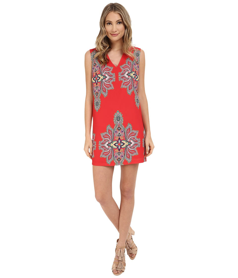 Nicole Miller - Bali Shift Dress (Multi) Women's Dress