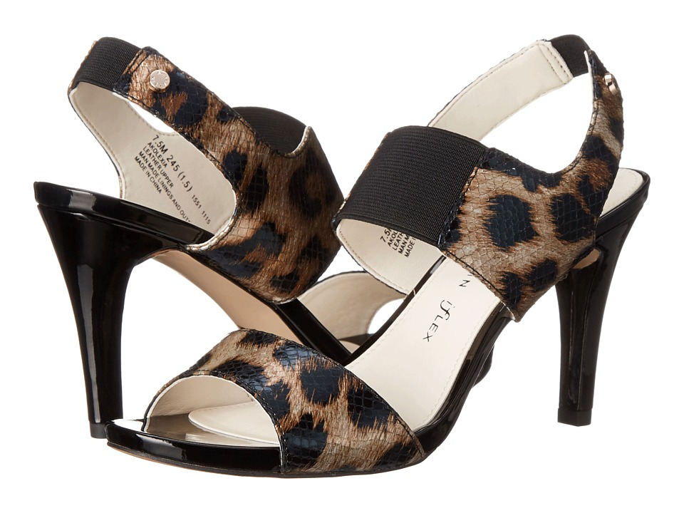 Anne Klein - Olexia (Bronze Multi/Black Reptile) Women's Shoes