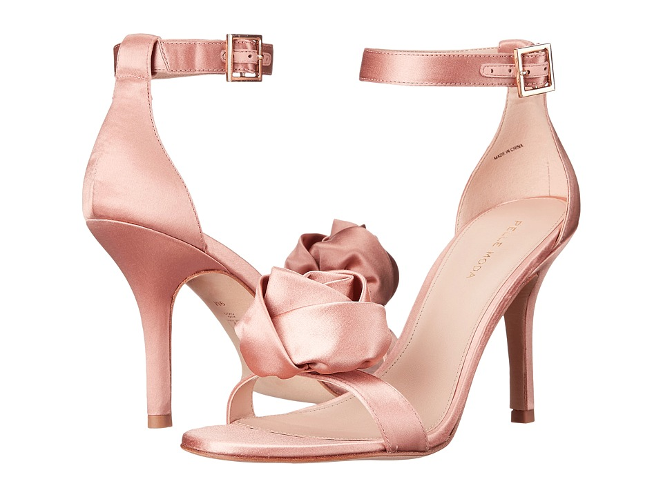 Pelle Moda - Evlin (Rose Silk) Women's Shoes