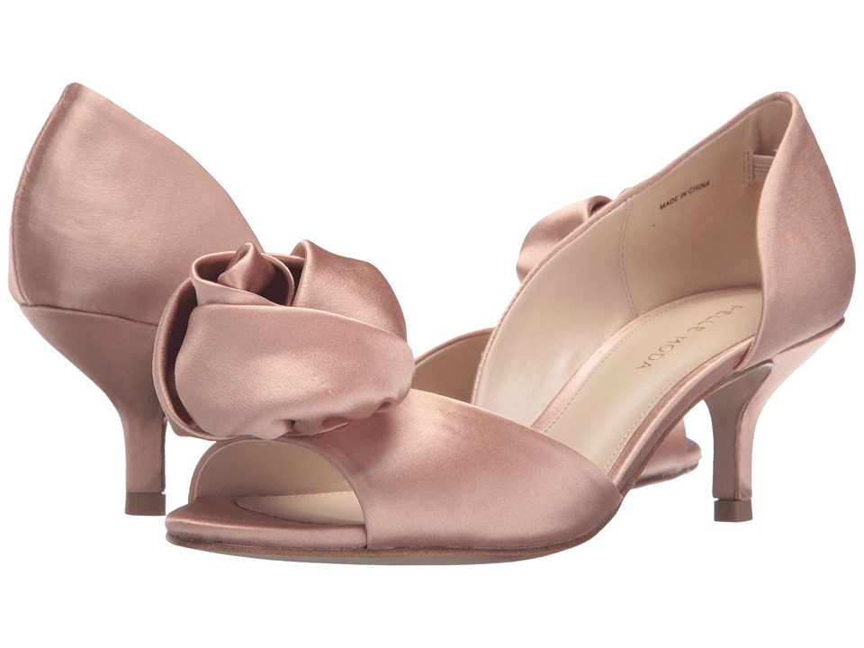 Pelle Moda - Tessa (Rose Silk) Women's Shoes