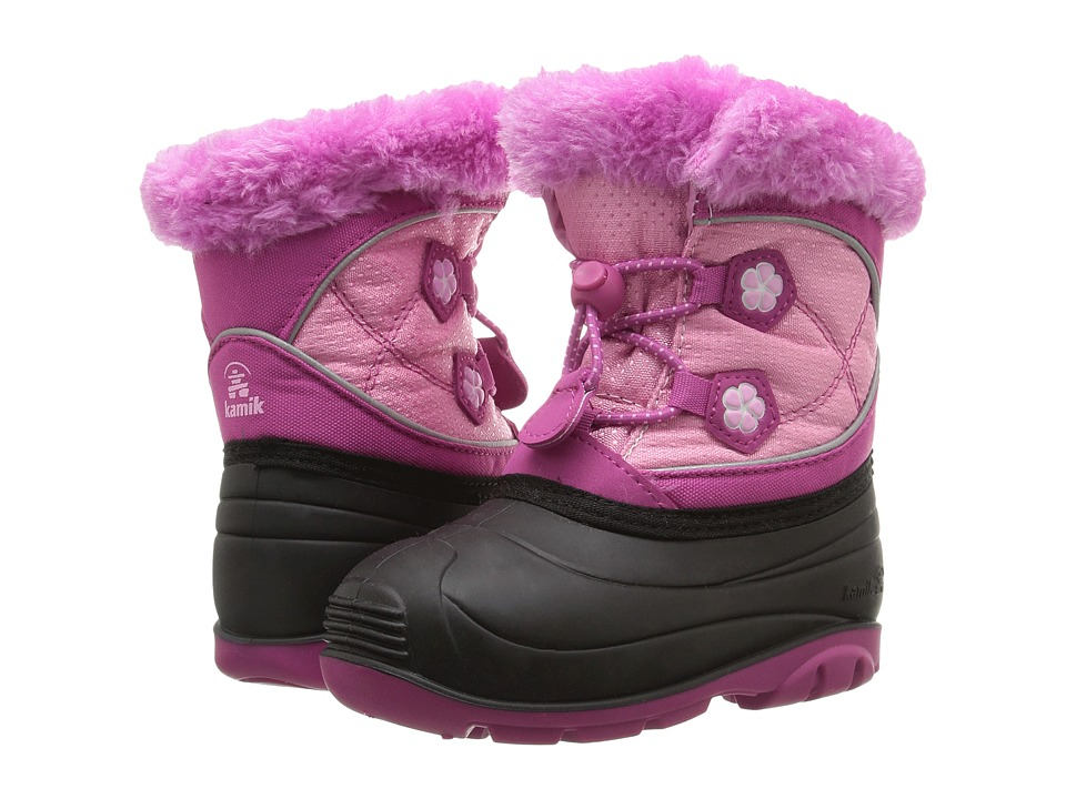 Kamik Kids - Pebble (Toddler) (Magenta) Girls Shoes