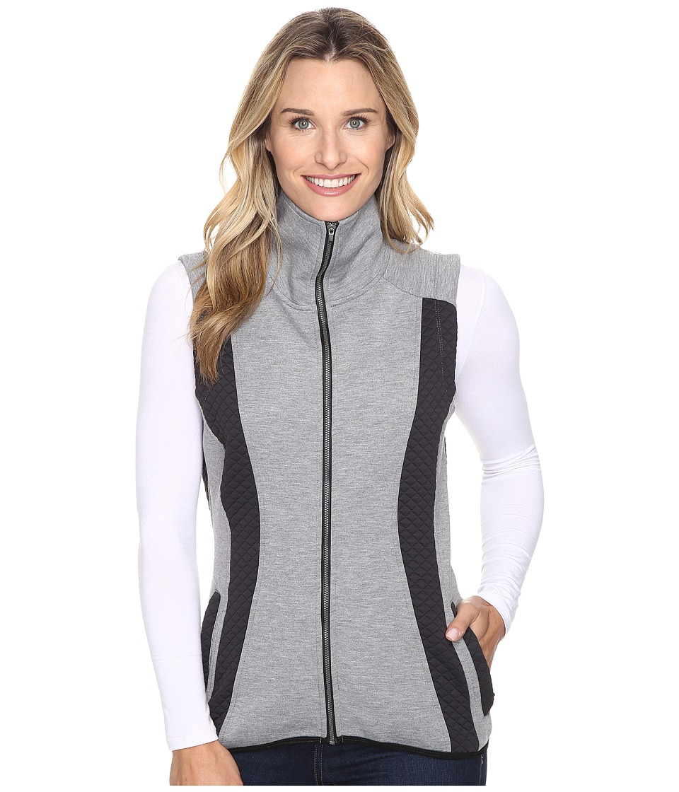 Stonewear Designs - Cosmic Vest (Heather Gray) Women's Vest