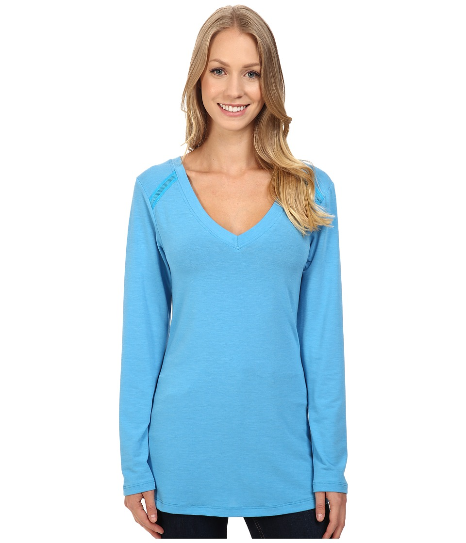 Stonewear Designs - Salida Tunic (Dresden Blue) Women's Blouse