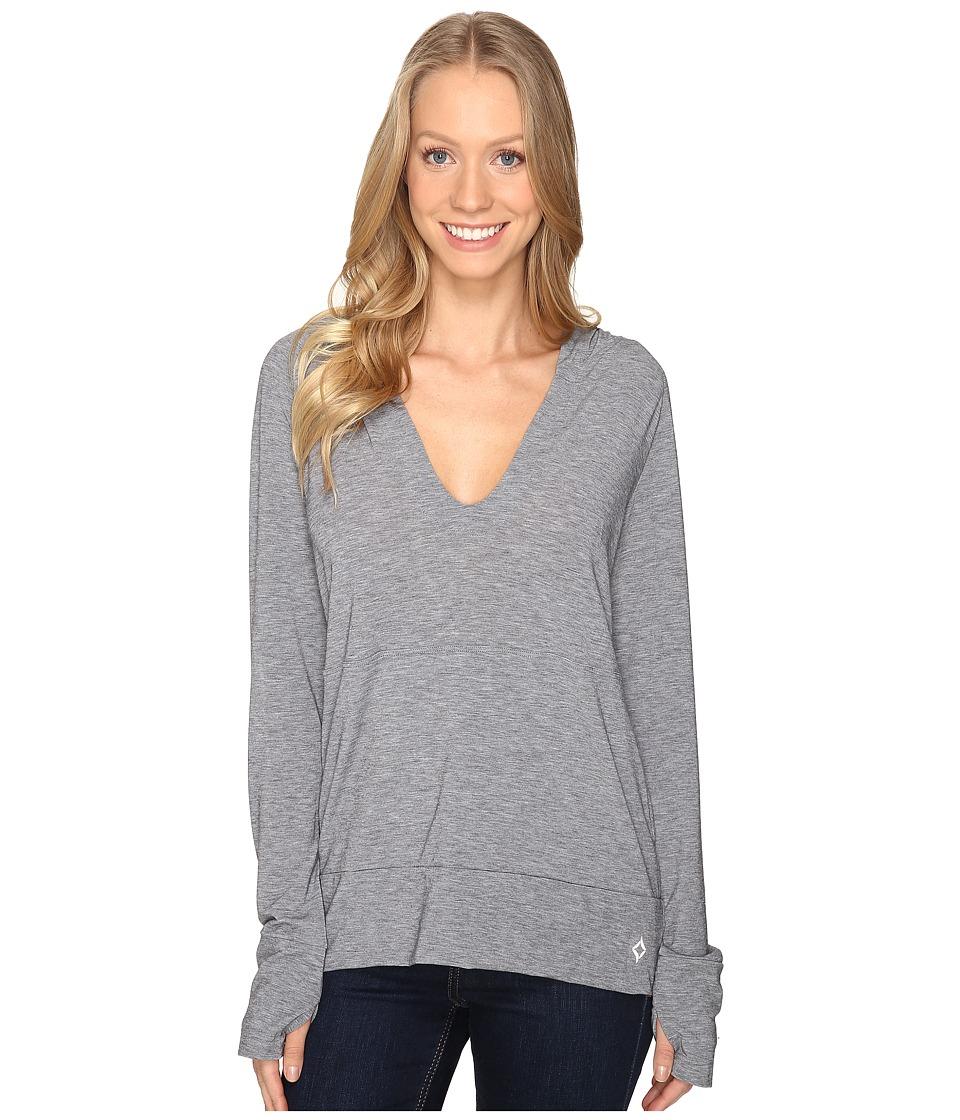 Stonewear Designs Breeze Pullover (Heather Gray) Women