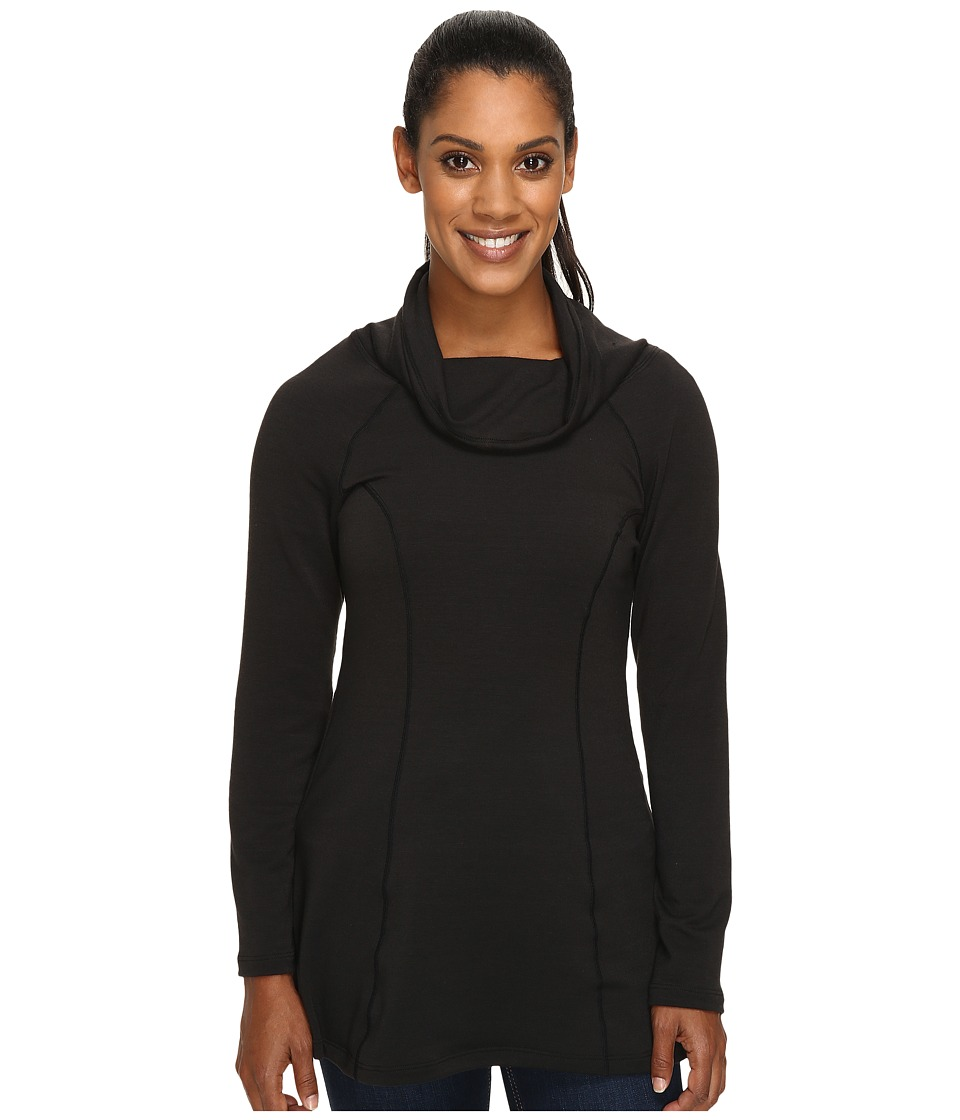 Stonewear Designs - Baha Tunic (Black) Women's Blouse