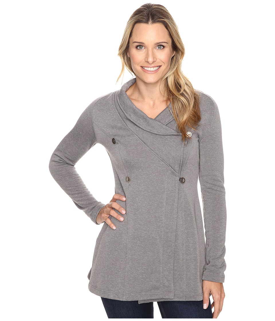 Stonewear Designs - Vita Sweater (Heather Gray) Women's Sweater
