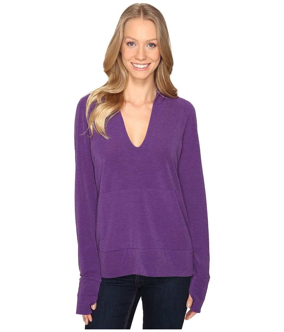 Stonewear Designs - Breeze Pullover (Petunia) Women's Clothing