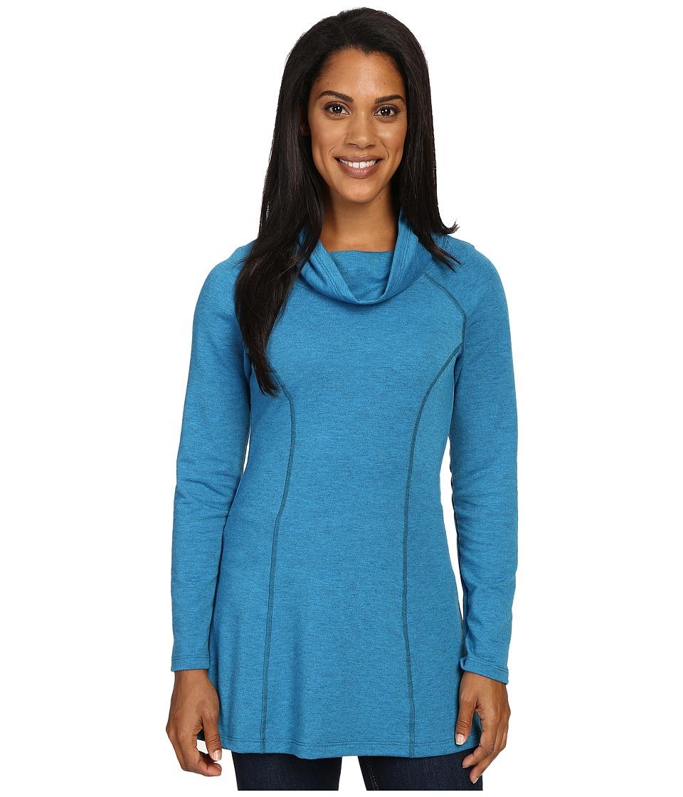 Stonewear Designs - Baha Tunic (Dresden Blue) Women's Blouse