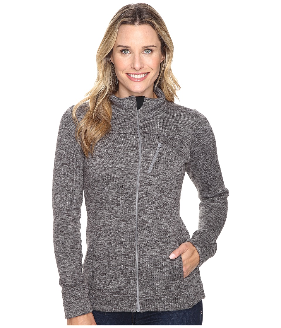 Stonewear Designs - Helix Jacket (Heather Gray) Women's Coat