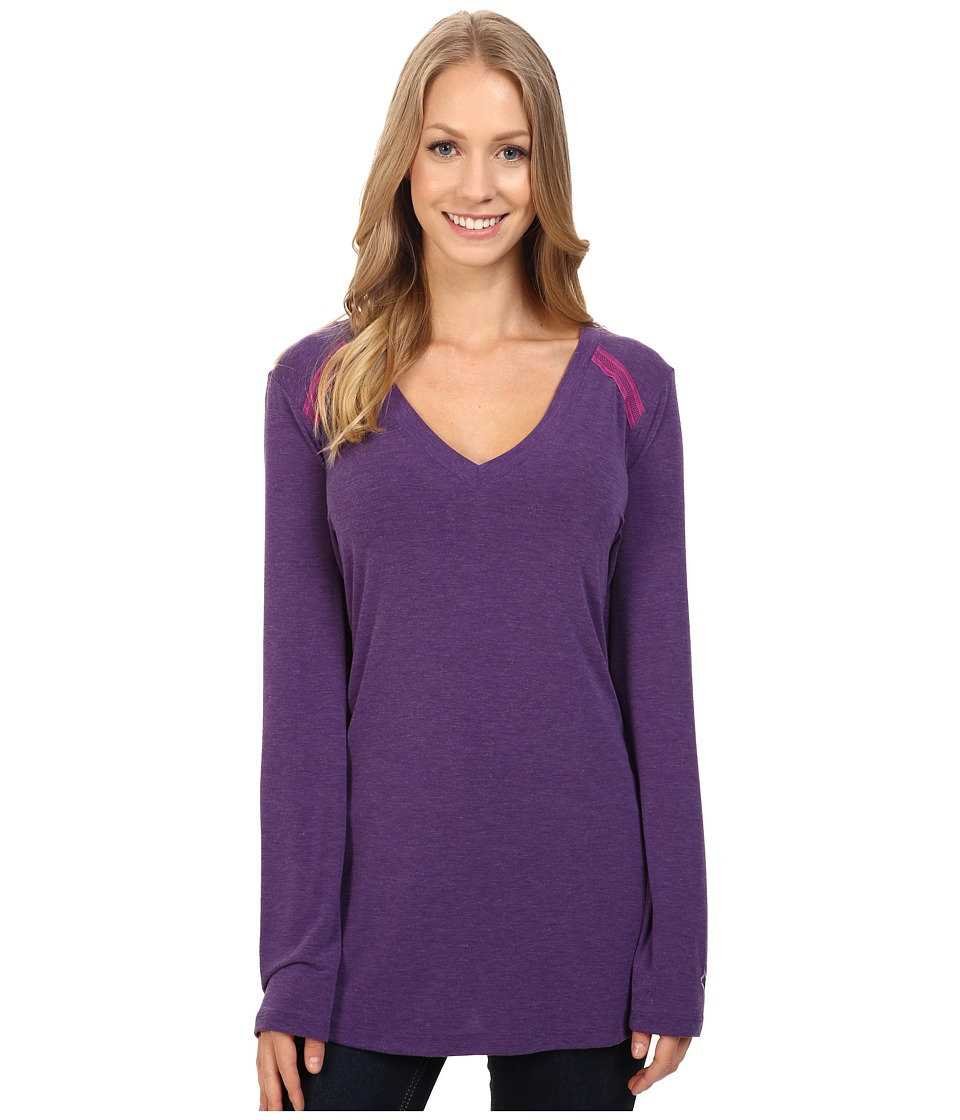 Stonewear Designs - Salida Tunic (Petunia) Women's Blouse