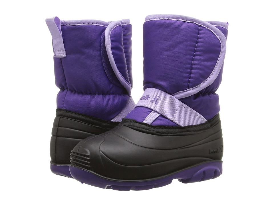 Kamik Kids Pika (Toddler) (Purple/Violet) Girls Shoes