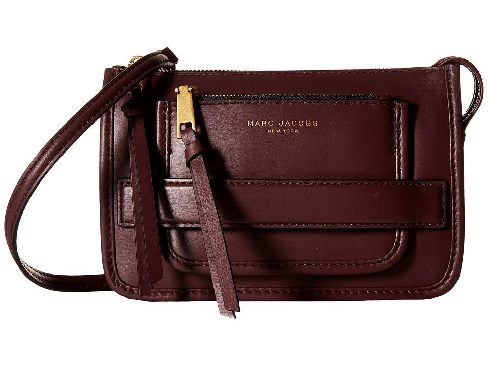 Marc Jacobs - Madison Crossbody (Rubino) Cross Body Handbags