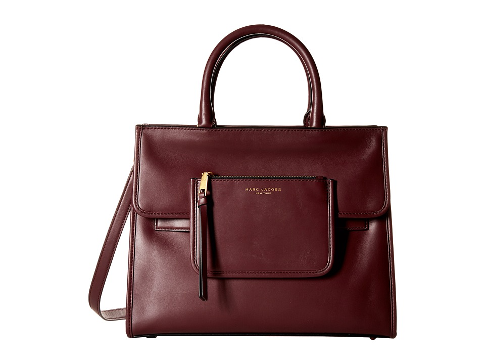 Marc Jacobs - Madison North/South Tote (Rubino) Tote Handbags