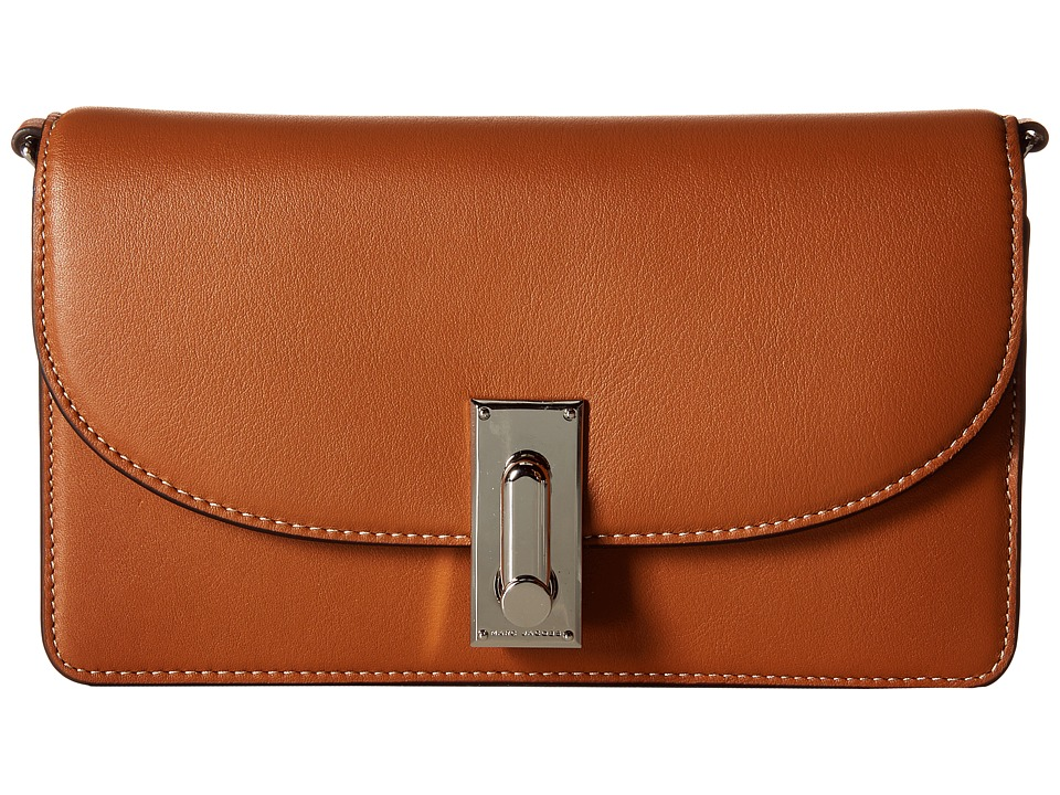 Marc Jacobs - West End Wallet On Chain (Maple Tan) Cross Body Handbags
