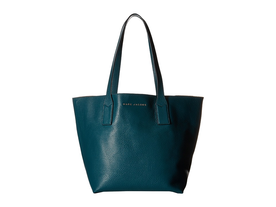 Marc Jacobs - Wingman Shopping (Teal Multi) Handbags