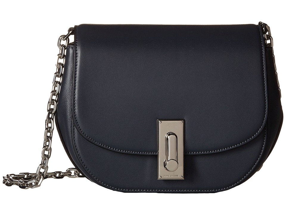 Marc Jacobs - West End The Jane Crossbody (Storm Grey) Cross Body Handbags