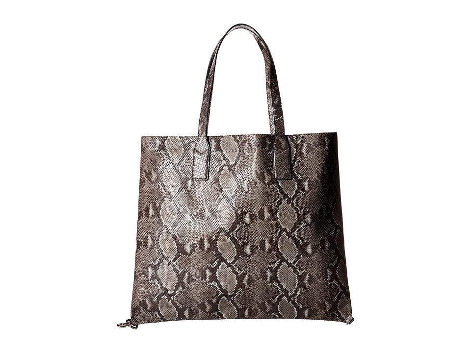 Marc Jacobs - Snake Wingman Shopping (Cool Blue Multi) Handbags