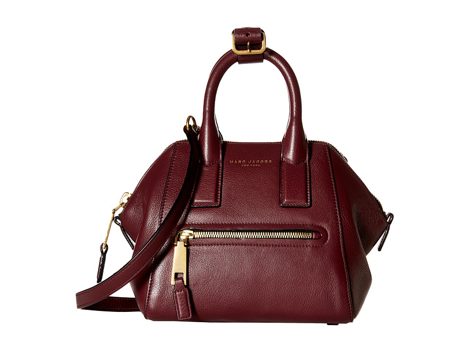 Marc Jacobs - Incognito II Mini Incognito Top-Handle (Rubino) Top-handle Handbags