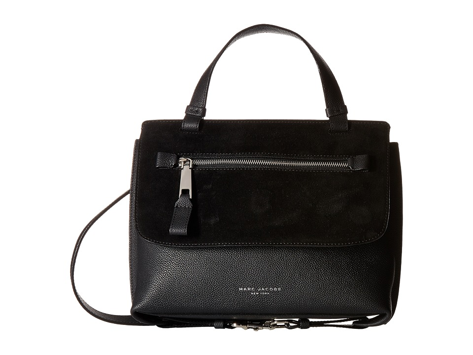 Marc Jacobs - The Waverly Small Top-Handle (Black) Handbags