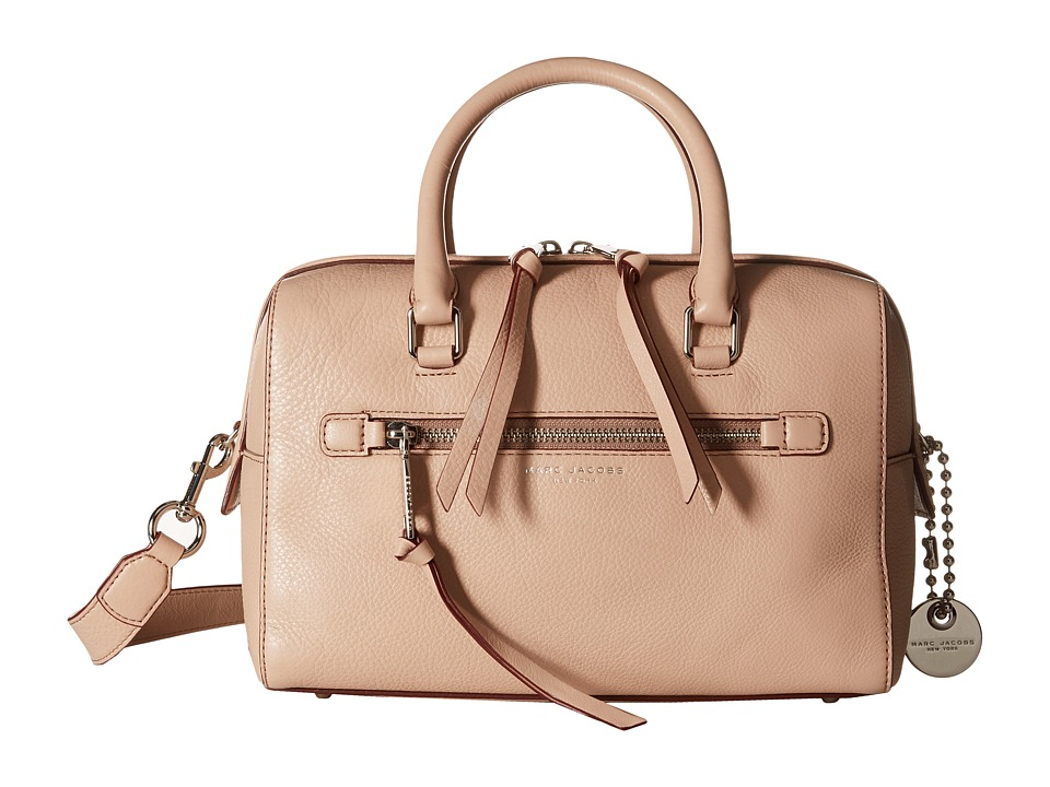 Marc Jacobs - Recruit Bauletto (Nude) Handbags