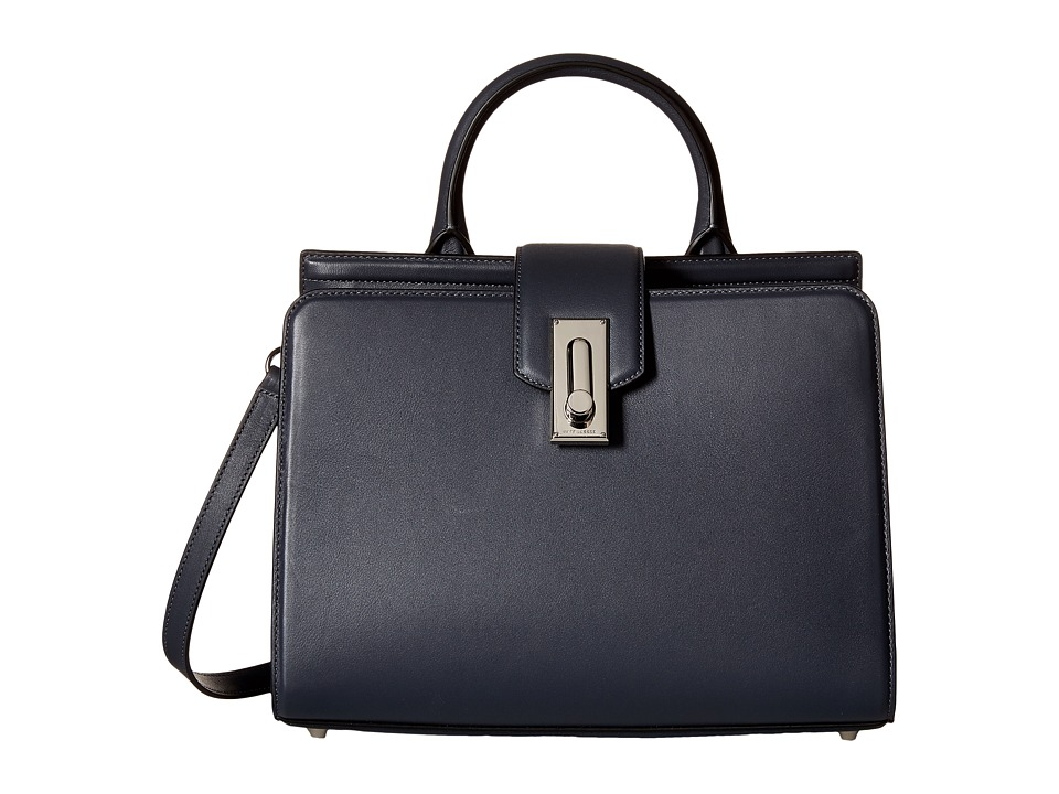 Marc Jacobs - West End Small Top-Handle (Storm Grey) Top-handle Handbags