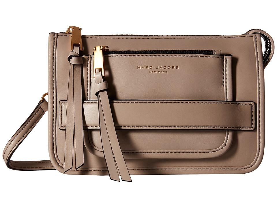 Marc Jacobs - Madison Crossbody (Pebble) Cross Body Handbags