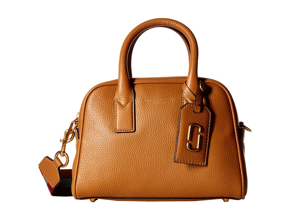 Marc Jacobs - Gotham Small Bauletto (Maple Tan) Handbags